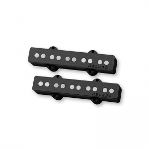Delano JC 5 AL Single Coil Bass Guitar Pickup