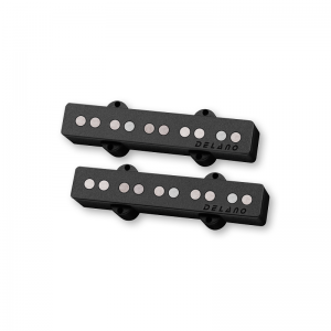Delano JC 5 AL/M2-AS Split Coil Humbucker Bass Pickup