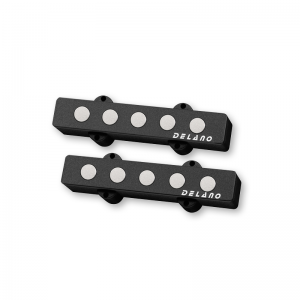 Delano JMVC 5 FE/M2 (AS) Split Coil Humbucker Bass Pickup