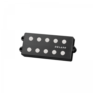 Delano MC 5 FE/M2 Double Split Coil Humbucker Bass Pickup