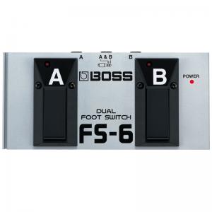 Boss FS-6 Double Footswitch