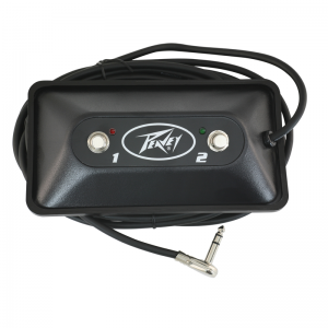 Peavey 2-way LED footswitch