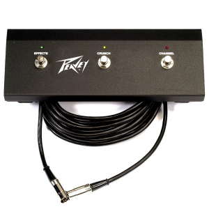 Peavey 3-way 6505Plus footswitch