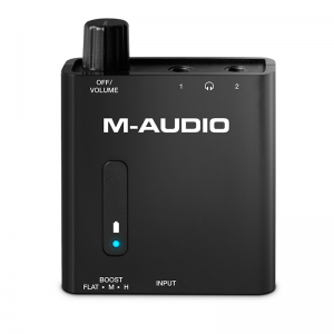 M-Audio Bass Traveler Headphone Amplifier