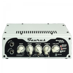 Taurus Qube-300 Bass Amplifier