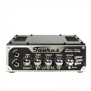 Taurus Qube-450 Bass Amplifier