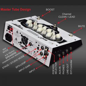 Taurus Stomp-Head 3CL Guitar Amplifier