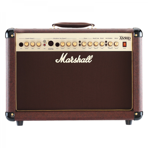 Marshall AS50D Acoustic Guitar Combo (50W)