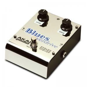 Akai Pro Blues Overdrive Effect Pedal