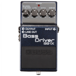 Boss BB-1X Bass Preamp and Distrotion Pedal