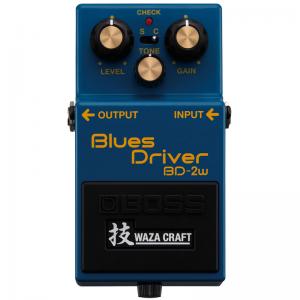 Boss BD-2W Waza Craft Blues Drive Overdrive Pedal