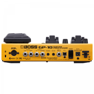 Boss GP-10 GK Guitar Processor Pedal, w/ GK Pickup