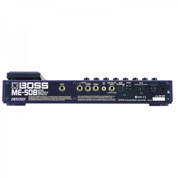 Boss ME-50B Bass Multieffect Pedal