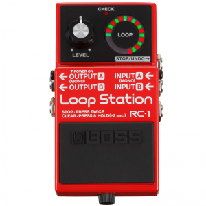 Boss RC-1 Phrase Looper Pedal