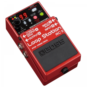 Boss RC-3 Phrase Looper Pedal