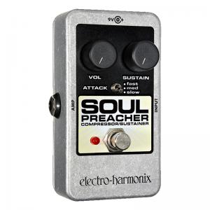 Electro-Harmonix Soul Preacher Compressor Pedal