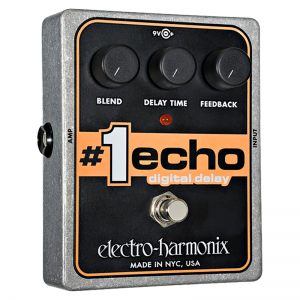 Electro-Harmonix 1Echo digital delay pedal