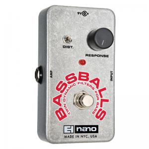 Electro-Harmonix Nano Bass Balls envelope filter pedal