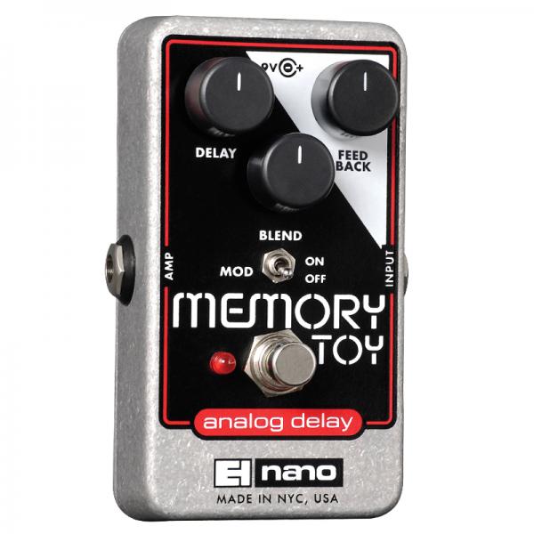 Electro-Harmonix Memory Toy analogue echo pedal