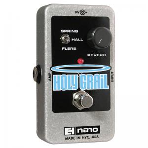 Electro-Harmonix Nano Holy Grail digital reverb pedal
