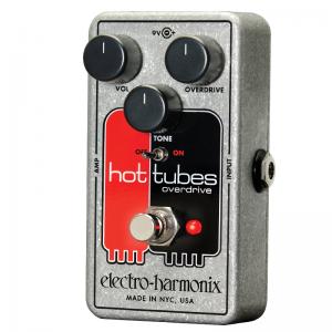 Electro-Harmonix Nano Hot Tubes overdrive pedal