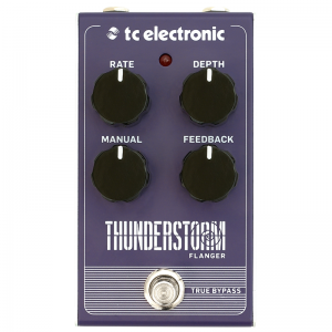 TC Electronic Thunderstorm Flanger Pedal
