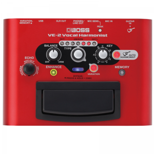 Boss VE-2 Vocal Processor