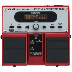 Boss VE-20 Vocal Pedal