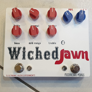 Fuzzrocious Pedals Wicked Jawn Pedal (Second hand)