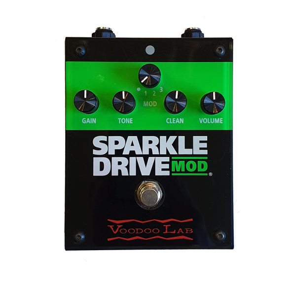 Voodoo Lab Sparkle Drive Distortion / Booster Pedal (second hand)