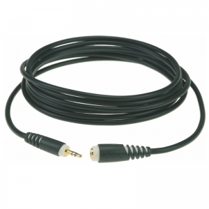 Klotz 3,5 mm Jack-Jack socket cable