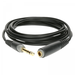 Klotz 6,3 mm Jack-Jack socket cable