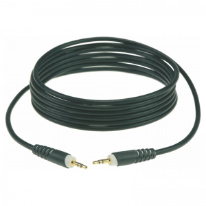 Klotz 3,5mm stereo Jack - Jack cable