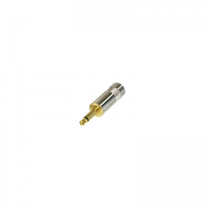 REAN NYS226G 3,5 mm gold-plated mono jack plug