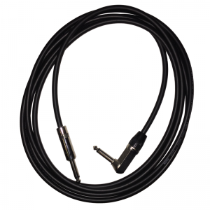 Musicminutes Guitar Cable w/ angled plugs