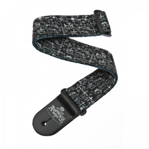 Planet Waves 50AL02 Alchemy Gothic Collection - Woven Strap, Gothic Crosses