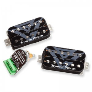 Seymour Duncan AHB-11s Gus G Blackouts Humbucker Pickup Set
