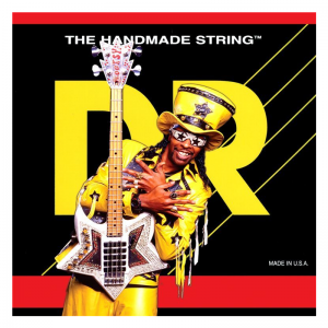DR Strings Bootzillas 4-string Bass Strings