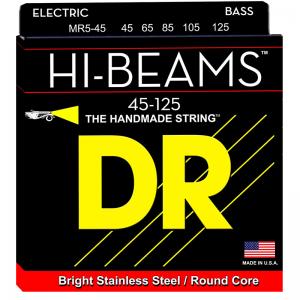 DR Strings Hi-Beam 5-string Bass Strings