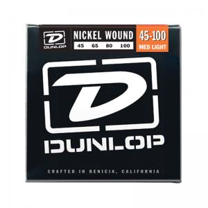 Dunlop 4-String Bass Strings (Nickel)
