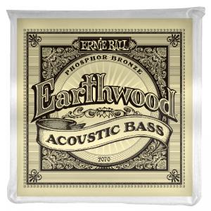 Ernie Ball 2070 4-String Earthwood Acoustic Bass Strings