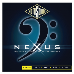 Rotosound NX Nexus 4-string Coated Bass Guitar Strings