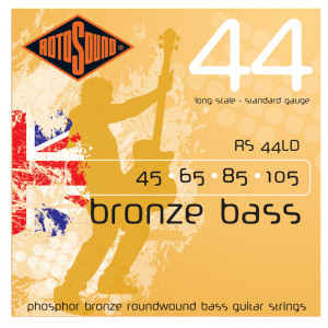 Rotosound RS44 Bronze Bass 4-string Akusztikus Bass Guitar Strings