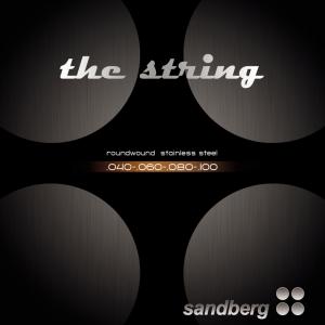 Sandberg 4-string Bass Guitar Strings