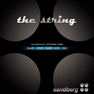 Sandberg 5-string Bass Guitar Strings