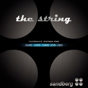 Sandberg 5-string Bass Guitar Strings