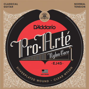 D'addario EJ Pro Arte Classical Guitar Strings