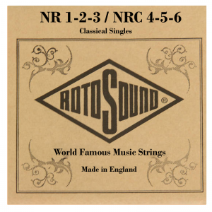 Rotosound Classical Guitar Single Strings