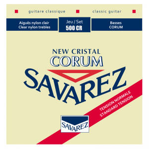 Savarez Corum New Cristal Classical Guitar Strings