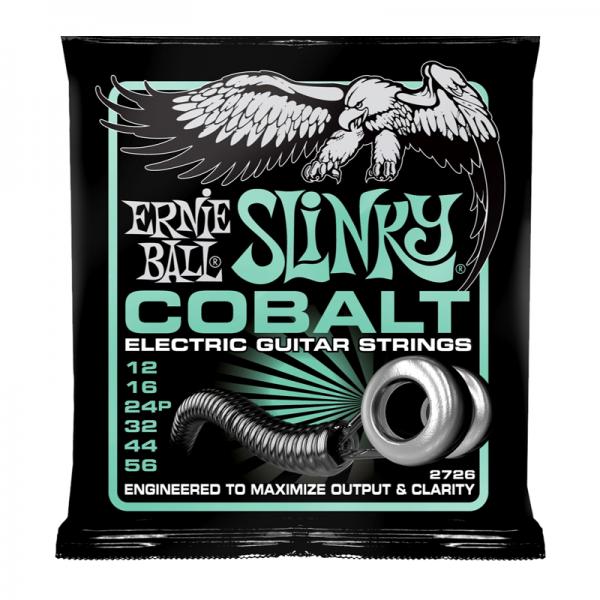 Ernie Ball Cobalt Electric Guitar Strings